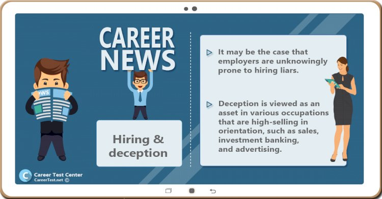 Hiring and deception