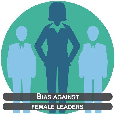 Bias against female leaders