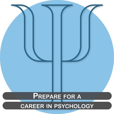 Prepare for a career in psychology